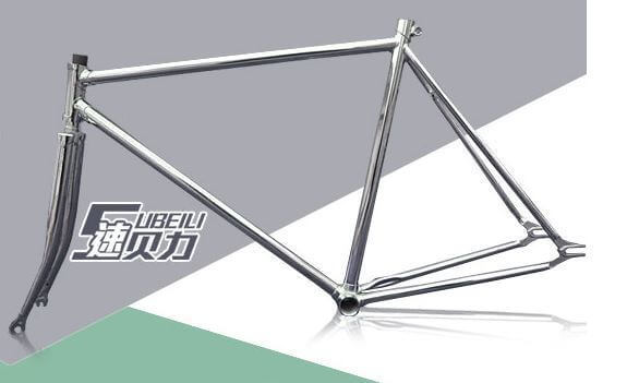 Khung Vintage Fixed Gear