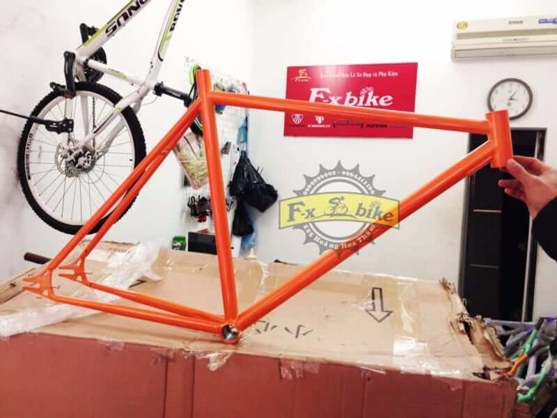 Khung Fixed Gear Trung Cấp Cam