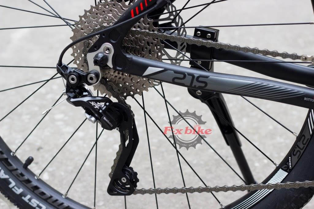 Củ đề Shimano Deore M610 - Líp 10 tầng - Made in Japan