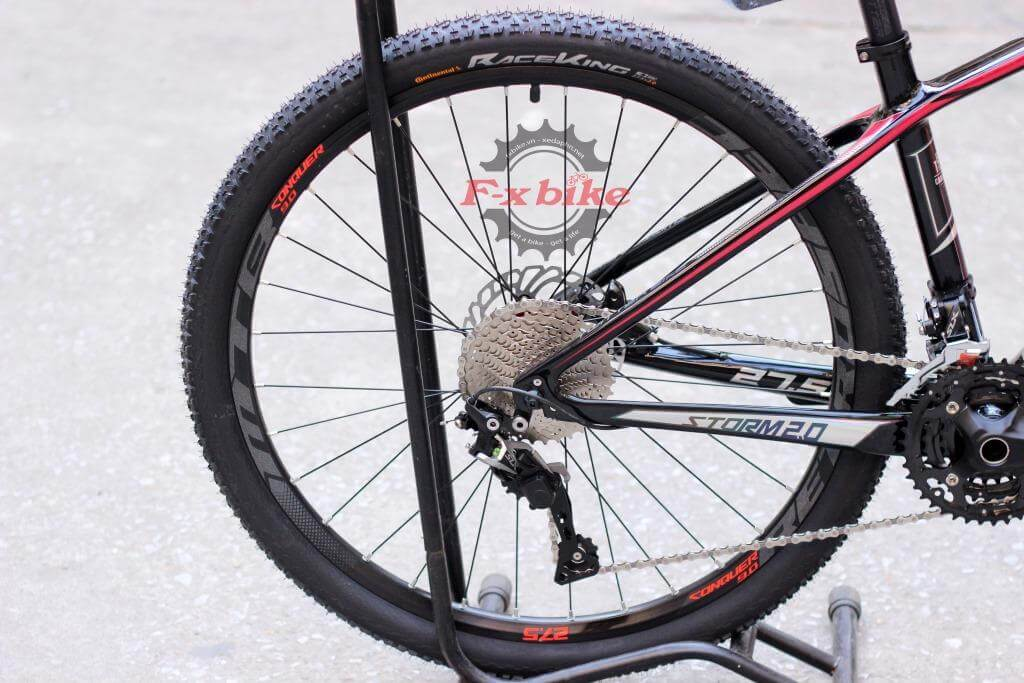 Săm lốp Continental,RACE KING, 27.5 x 2.0